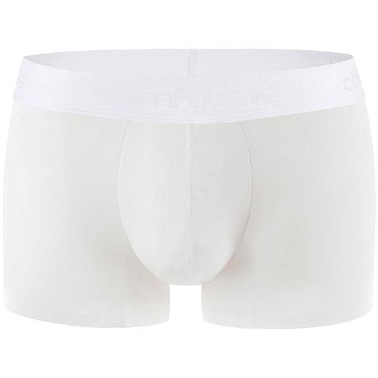 comfyballs Boxershorts Ghost White Cotton weiß