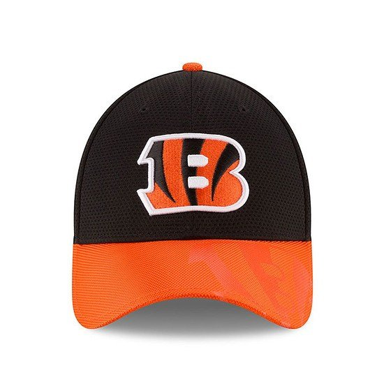 New Era Cincinnati Bengals Cap Sideline 39Thirty schwarz/orange