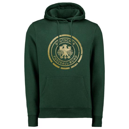 Fanatics DFB Hoodie DFB Logo grün