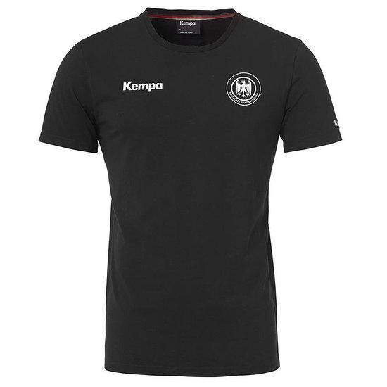 Kempa DHB Handball T-Shirt Deutschland schwarz