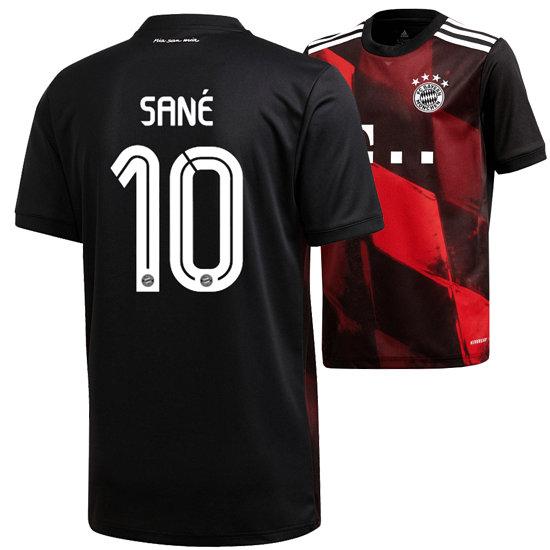 Adidas FC Bayern München CL Trikot SANÈ 2020/2021 Kinder