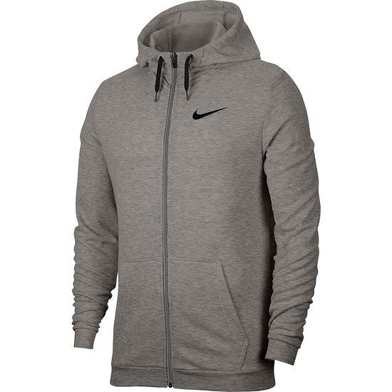 Nike Kapuzensweatjacke Dri-Fit Grau