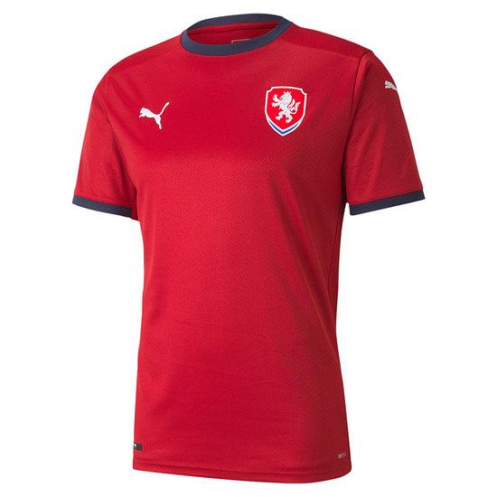 Puma Tschechien Trikot Heim EM 2021