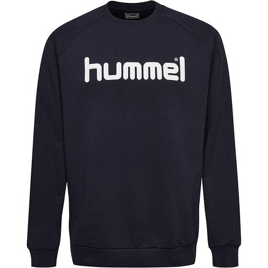 hummel Sweatshirt Go Cotton Logo marine