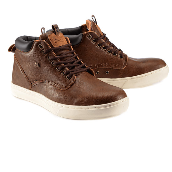 British Knights Sneaker Wood braun/dunkelbraun