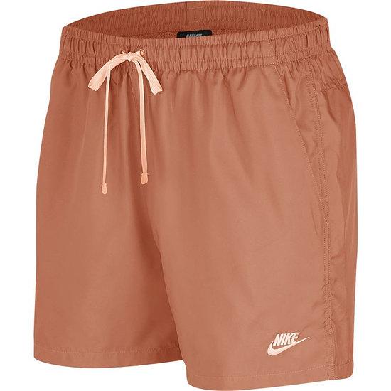 Nike Freizeit- und Badeshorts Lachs