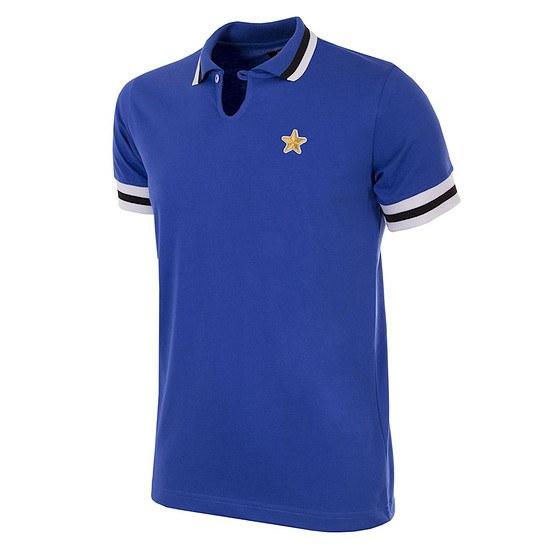 Copa Juventus Turin 1976/77 Short Sleeve Away Retro Shirt