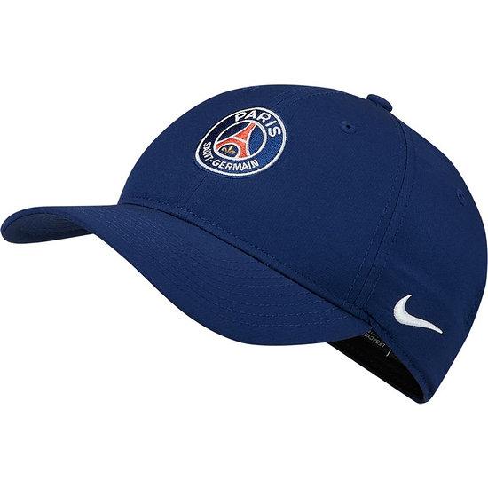 Nike Paris Saint-Germain Cap 2020/2021 Blau