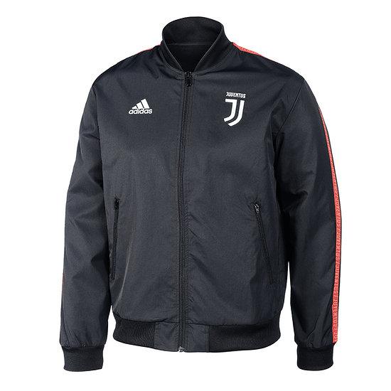 Adidas Juventus Turin Präsentationsjacke Basic Schwarz