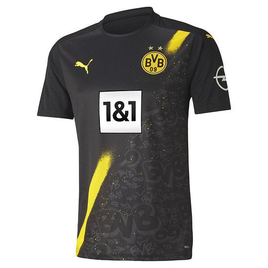 Puma Borussia Dortmund Trikot Auswärts 2020/2021 Damen