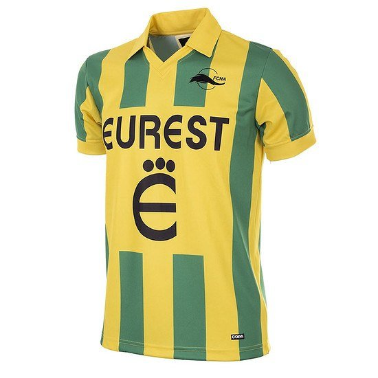 Copa FC Nantes 1994/95 Short Sleeve Retro Shirt