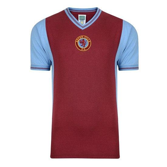 Scoredraw Aston Villa Retro Trikot 1982