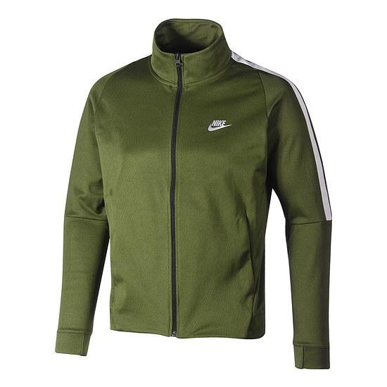 Nike Trainingsjacke N98 Oliv