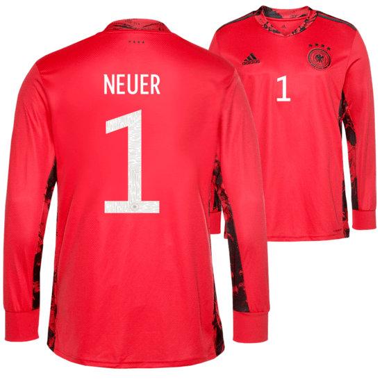 Adidas Deutschland EM 2021 DFB Torwarttrikot NEUER Kinder