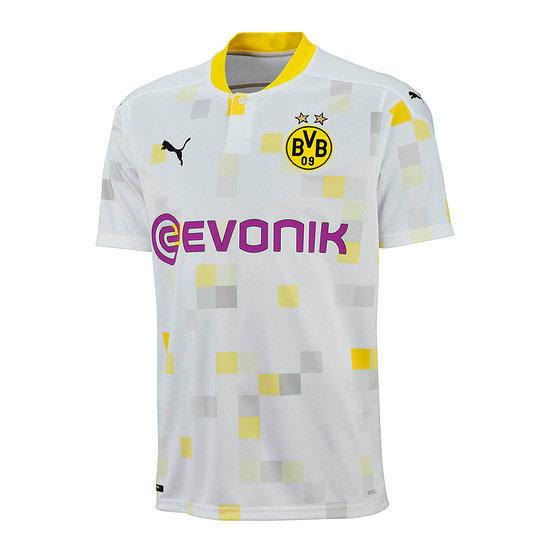 Puma Borussia Dortmund Trikot 2020/2021 Ausweich