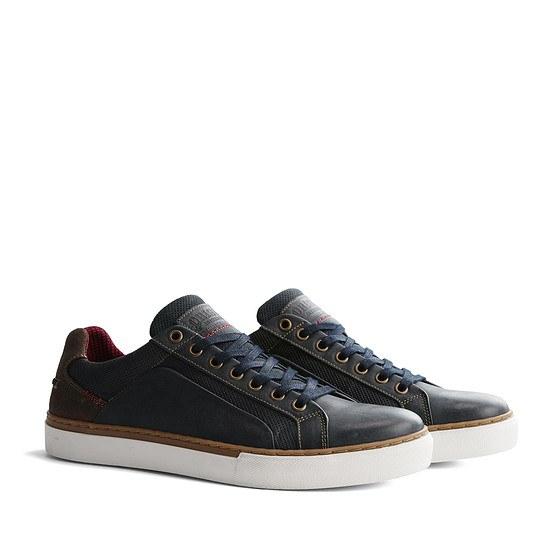 NoGRZ Sneaker P.Johnson blau