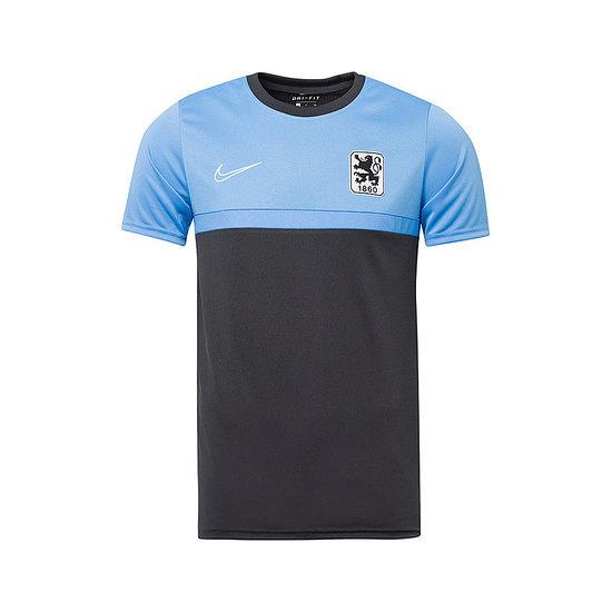 Nike TSV 1860 München Trainingsshirt 2020/2021 blau/grau