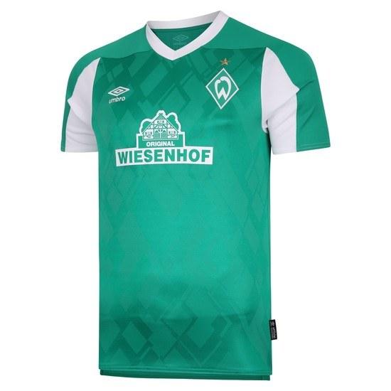 Umbro SV Werder Bremen Trikot 2020/2021 Heim Kinder