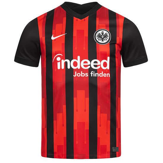 Nike Eintracht Frankfurt Trikot 2020/2021 Heim Kinder