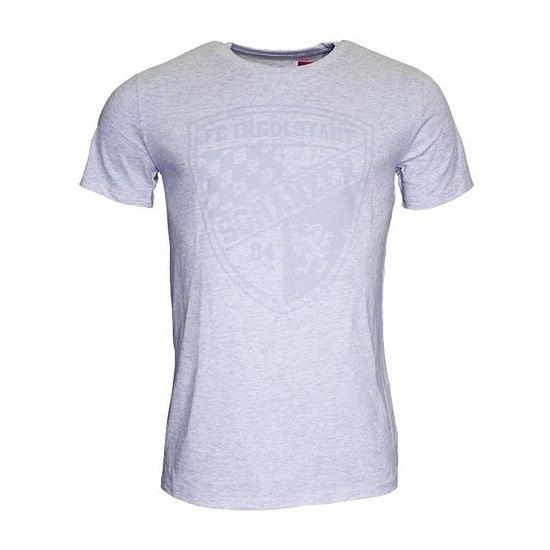 Adidas FC Ingolstadt 04 T-Shirt Logo grau