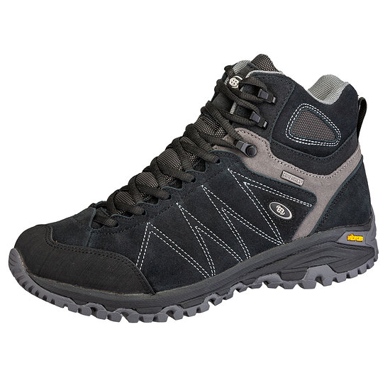 Brütting Outdoorschuh Mount Kapela High schwarz/grau