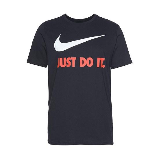 Nike T-Shirt Just Do It Swoosh Dunkelblau