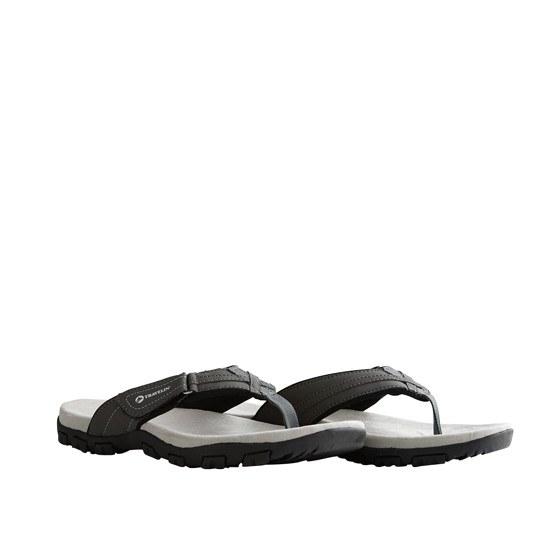 TRAVELIN OUTDOOR Sandale Fyrde grau