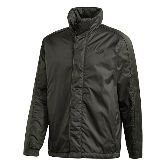 Adidas Outdoorjacke BOS Anthrazit