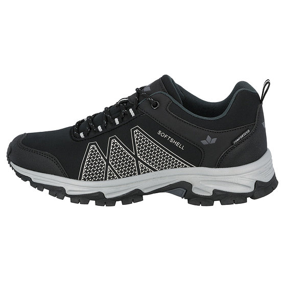 Lico Outdoorschuh Anchorage schwarz/grau