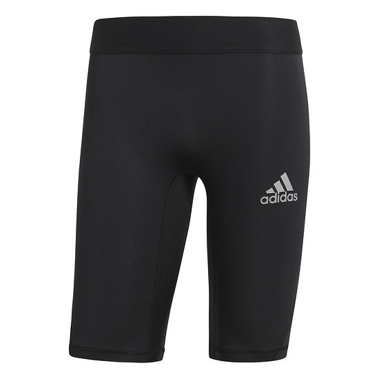 Adidas Short Tight Alphaskin CLIMALITE Schwarz