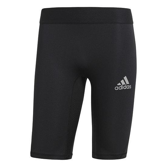 Adidas Short Tight Alphaskin CLIMALITE Schwarz