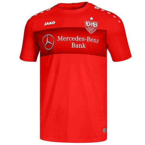 Jako VfB Stuttgart Traingsshirt Sport Rot