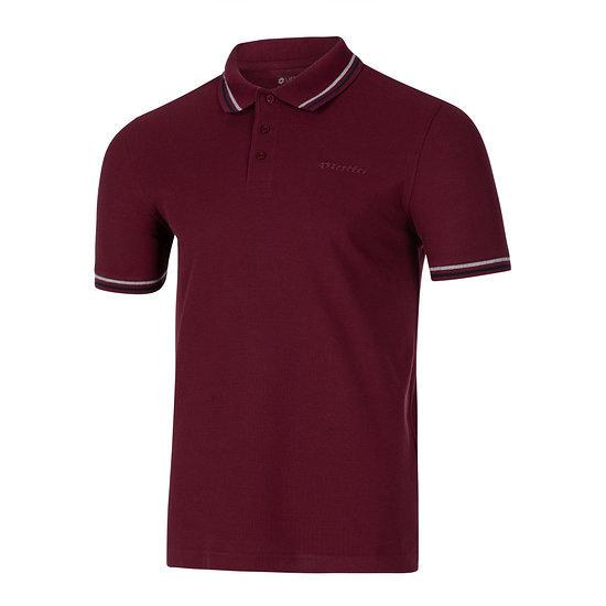 Lotto Poloshirt Classica rot/navy