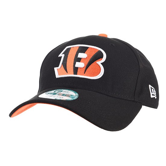New Era Cincinnati Bengals Cap The League schwarz