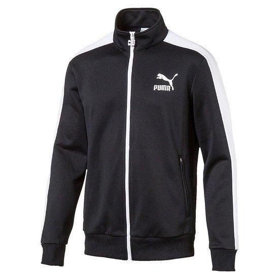 Puma Freizeitjacke Track Jacket Archive T7 Schwarz