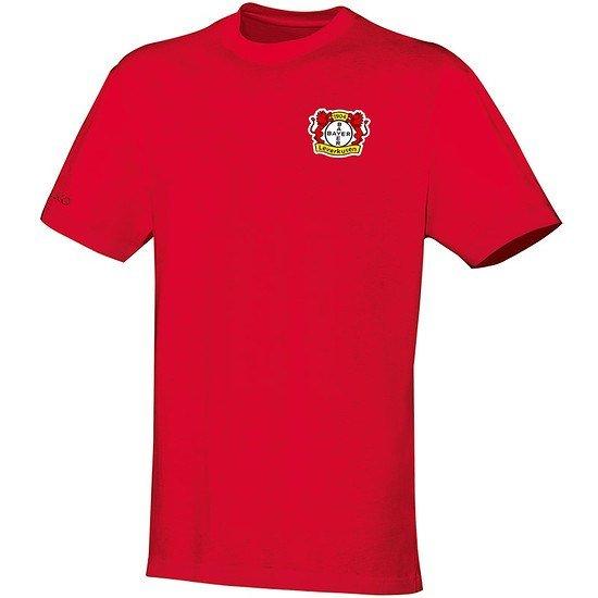 Jako Bayer 04 Leverkusen T-Shirt Team Kinder rot