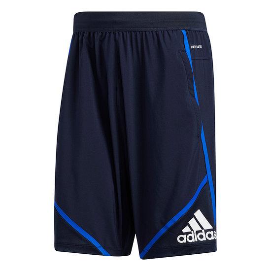 Adidas Training- Shorts FIT Blau