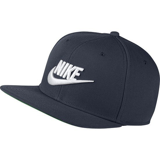 Nike Cap Sportswear Pro Blau/Grün/Weiß