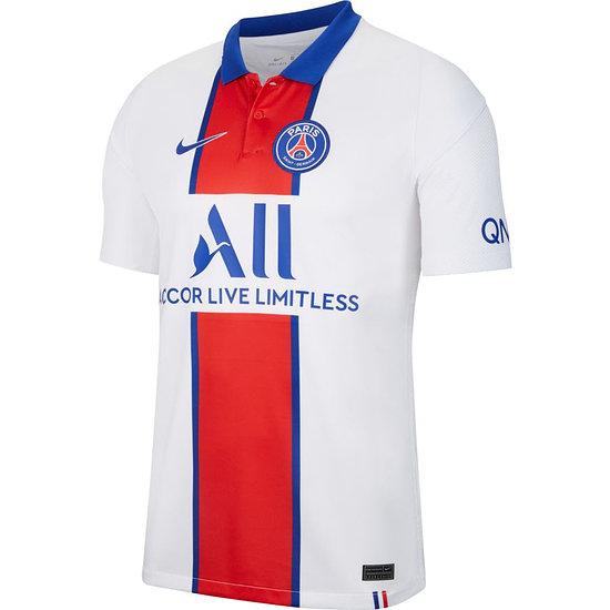 Nike Paris Saint-Germain Trikot 2020/2021 Auswärts