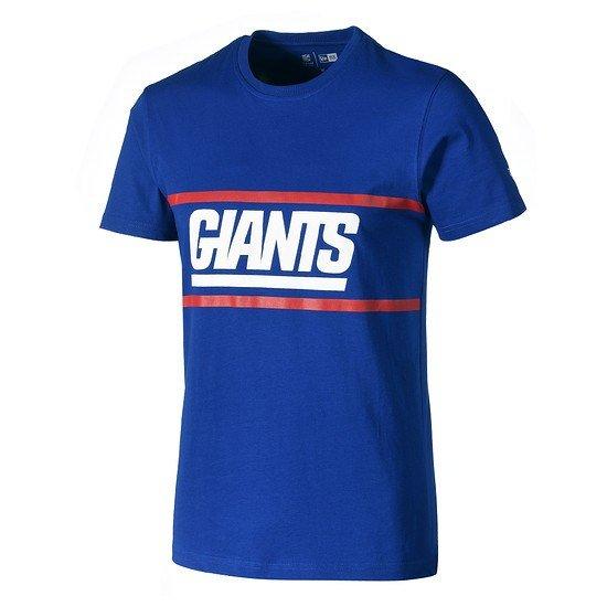 New Era New York Giants T-Shirt Fan F O R schwarz