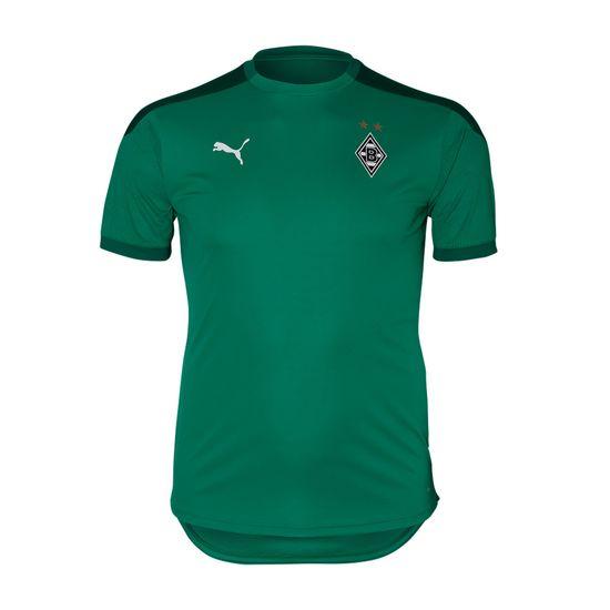 Puma Borussia Mönchengladbach Trainingsshirt 2020/2021 Grün