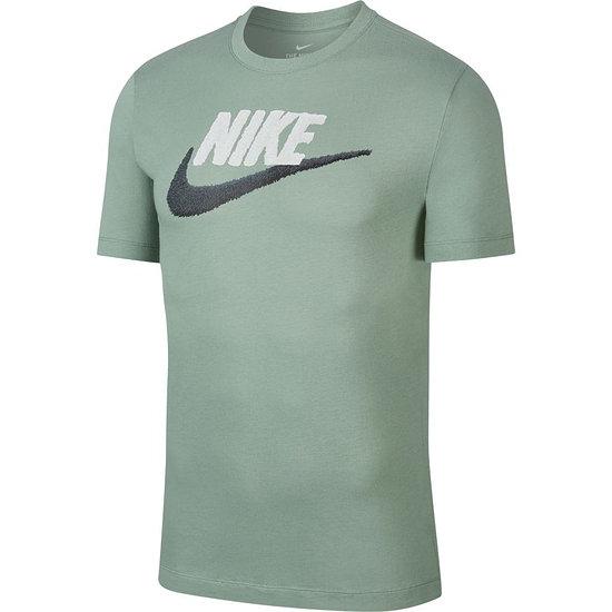 Nike T-Shirt Futura Icon Mint/Blau