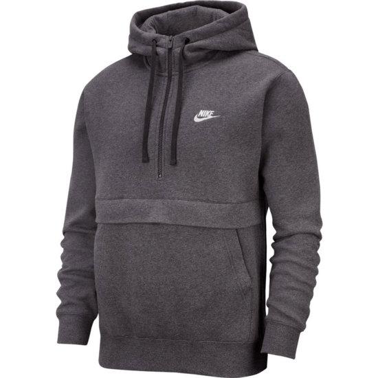 Nike Hoodie Sportswear Club Fleece Anthrazit