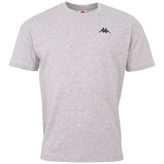 Kappa T-Shirt VEER Grau