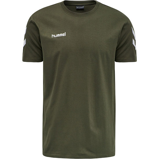 hummel T-Shirt Go Cotton grape leaf