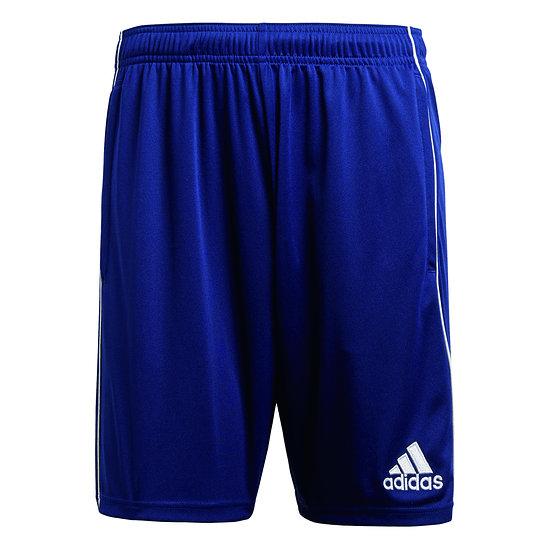 Adidas Trainingsshorts Core 18 Blau
