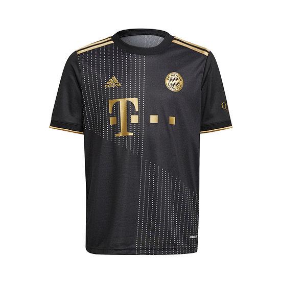 Adidas FC Bayern München Trikot 2021/2022 Auswärts Kinder