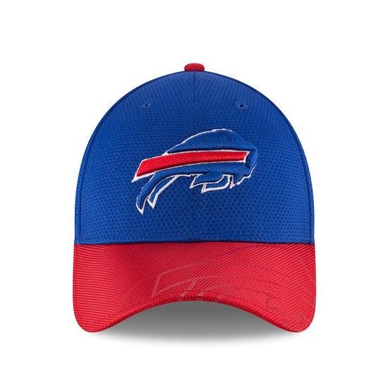 New Era Buffalo Bills Cap Sideline 39Thirty blau/rot