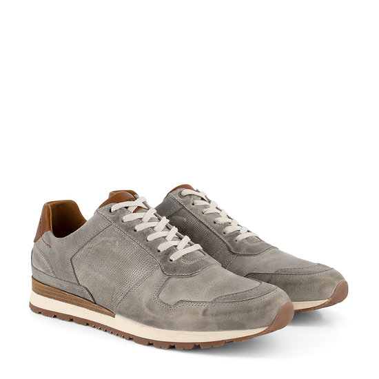 TRAVELIN OUTDOOR Sneaker Worcester grau