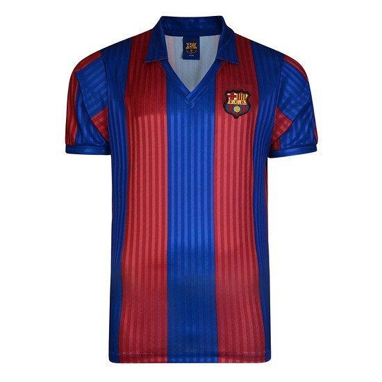 Scoredraw FC Barcelona Retro Trikot 1992
